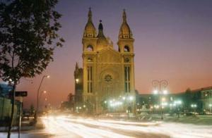 Sacramentinos Church