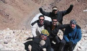 Volcano Lascar Trekking Packages