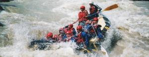 Rafting In El Maipo River Packages